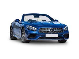 Mercedes-Benz SL CLASS CONVERTIBLE SL 500 AMG Line Premium 2dr 9G-Tronic