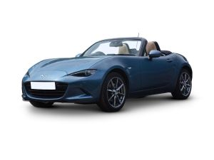 Mazda MX-5 CONVERTIBLE SPECIAL EDITION 1.5 Arctic 2dr
