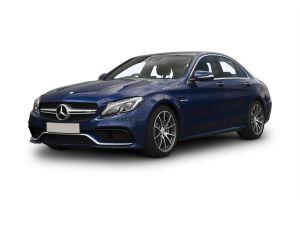 Mercedes-Benz C CLASS AMG SALOON C43 4Matic Premium Plus 4dr Auto
