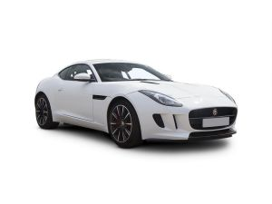 Jaguar F-TYPE COUPE 5.0 Supercharged V8 SVR 2dr Auto AWD