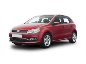 Volkswagen POLO DIESEL HATCHBACK 1.4 TDI 75 Match Edition 5dr