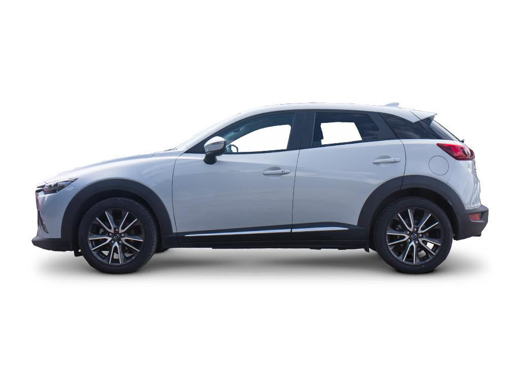 mazda cx 3 diesel hatchback sport nav 5dr awd auto. Black Bedroom Furniture Sets. Home Design Ideas