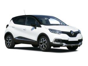 Renault CAPTUR DIESEL HATCHBACK 1.5 dCi 90 S Edition 5dr EDC