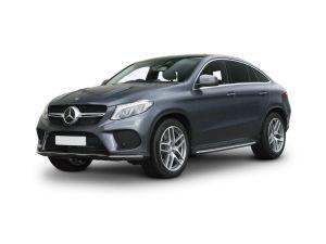 Mercedes-Benz GLE DIESEL COUPE GLE 350d 4Matic Designo Line 5dr 9G-Tronic