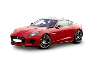 Jaguar F-TYPE COUPE SPECIAL EDITIONS 3.0 Supercharged V6 400 Sport 2dr Auto AWD