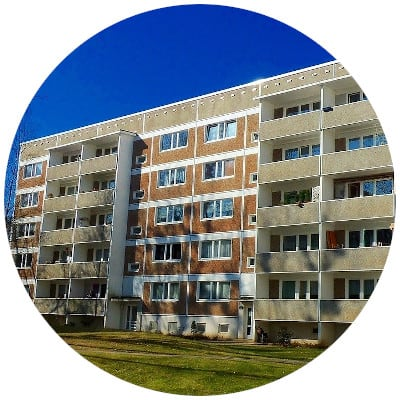 buildings insurance for blocks of flats