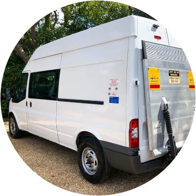 Compare quotes for specialist van insurance from UK providers