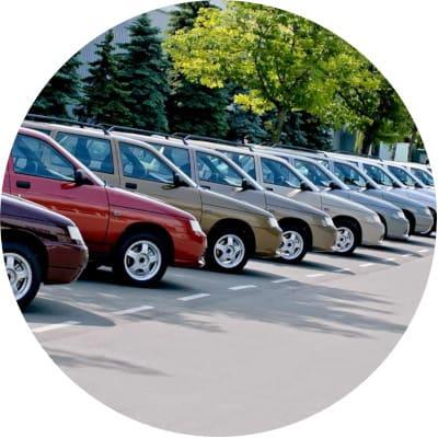 Company car fleet insurance