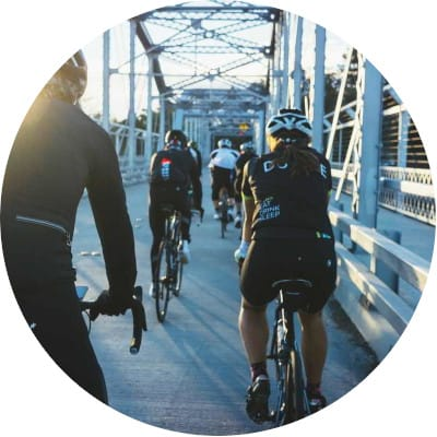 Cycling liability cover