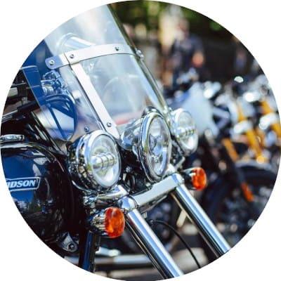 Fleet insurance motorbike