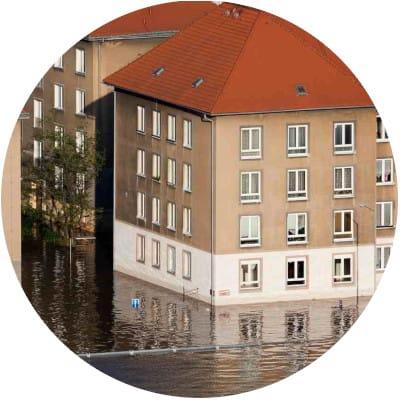 Flood-risk home insurance
