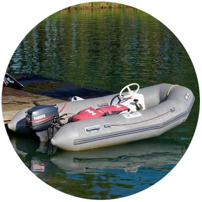 insure inflatable boat
