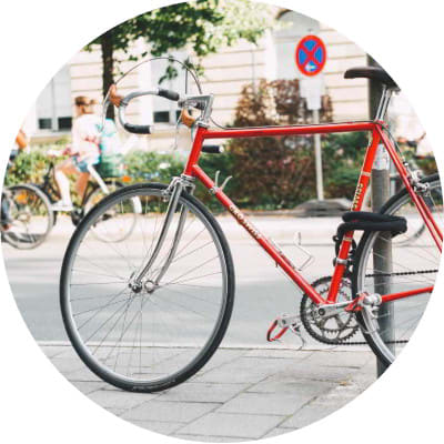 insure pedal bike