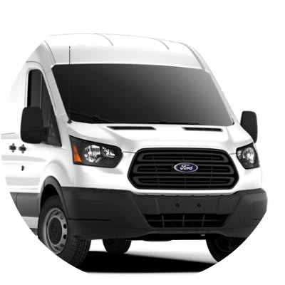What is a Ford Transit's insurance group?