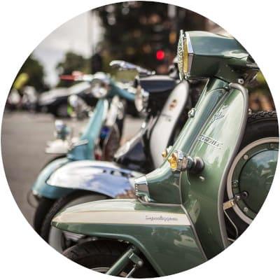 Motorbike fleet insurance