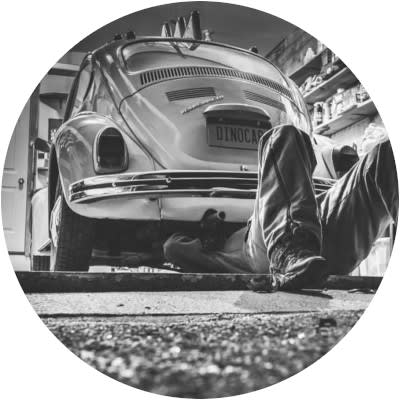 Part-time motor trade insurance