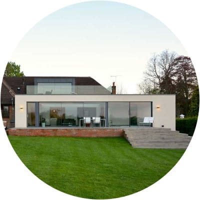 Compare insurance quotes for a home with a flat roof