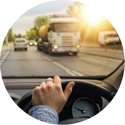 Road risk insurance for traders