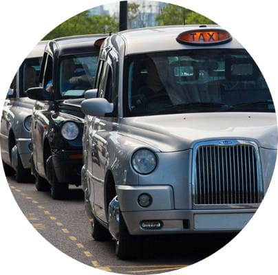 Taxi fleet insurance for multiple taxis