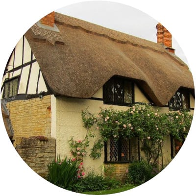 Compare home insurance policies for a house with a thatched roof