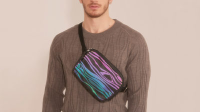 Julian zigerli qwstion hip bag