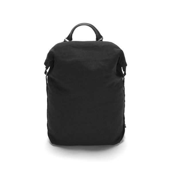 Qwstion Lr Rollpack V1 All Black Front