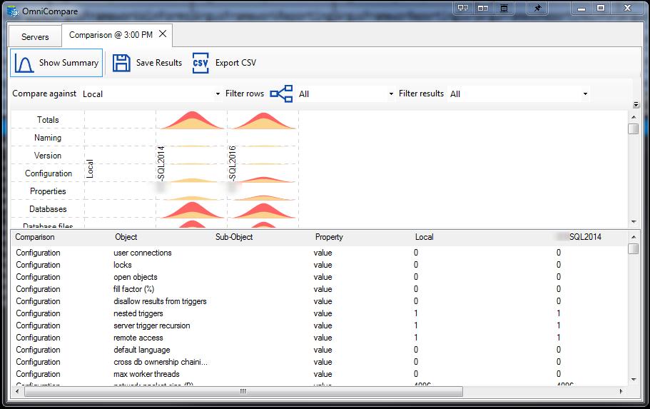 OmniCompare: A free tool to compare SQL Instances - SQLServerCentral