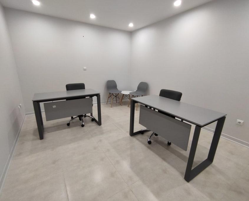دفتر کار اختصاصی در رابینکس - rabinex