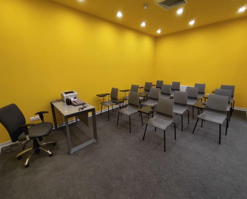 فضای آموزشی و ورکشاپ در رابینکس - rabinex