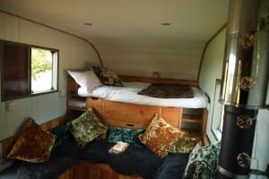 bed area sideview