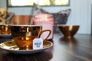 gold cup of dorset tea