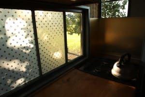 horsebox kitchen window