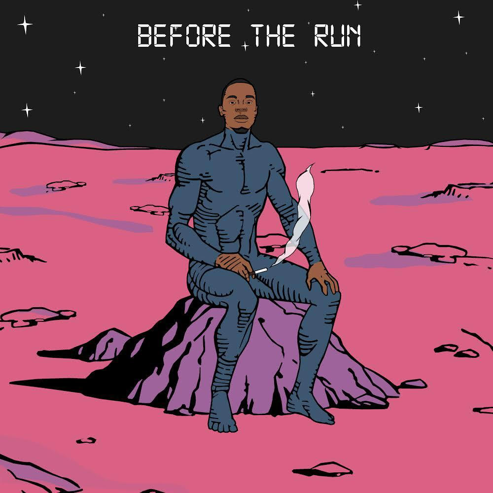 Before the Run cover