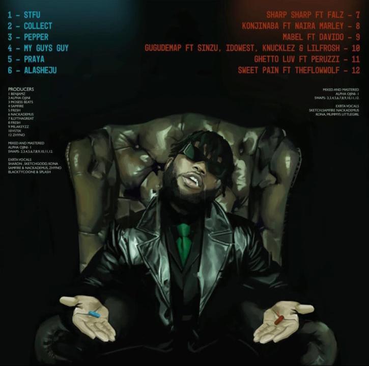 Codename 2 Tracklist