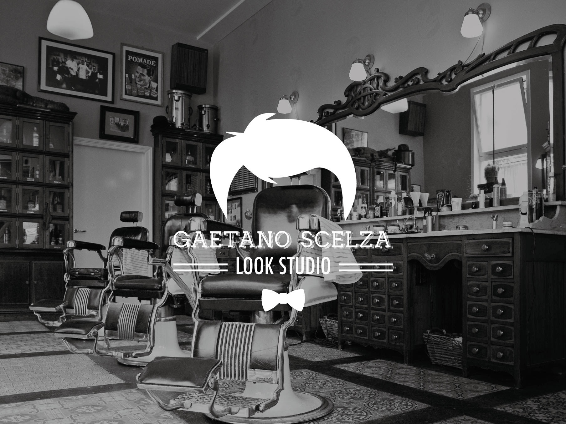 Gaetano Scelza - Look Studio naming e logo