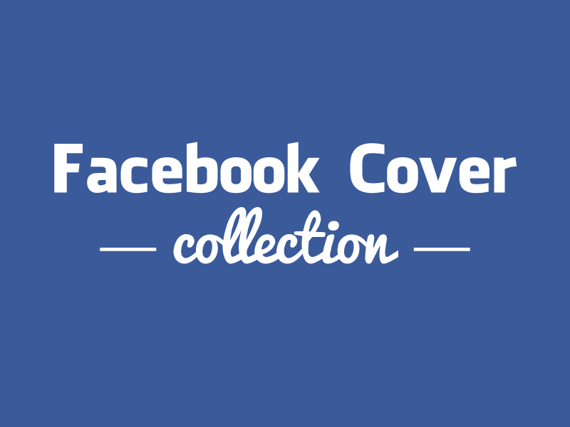 Facebook cover collection