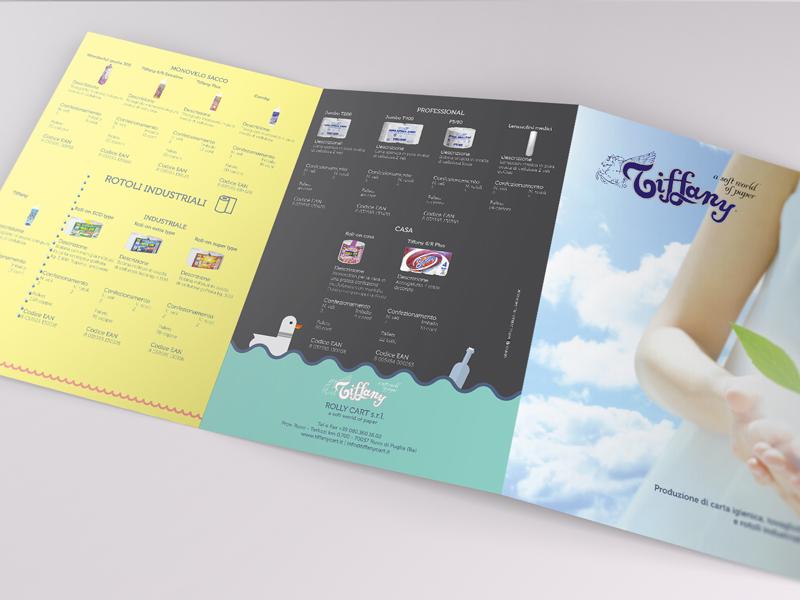 Catalogo Tiffany Cart