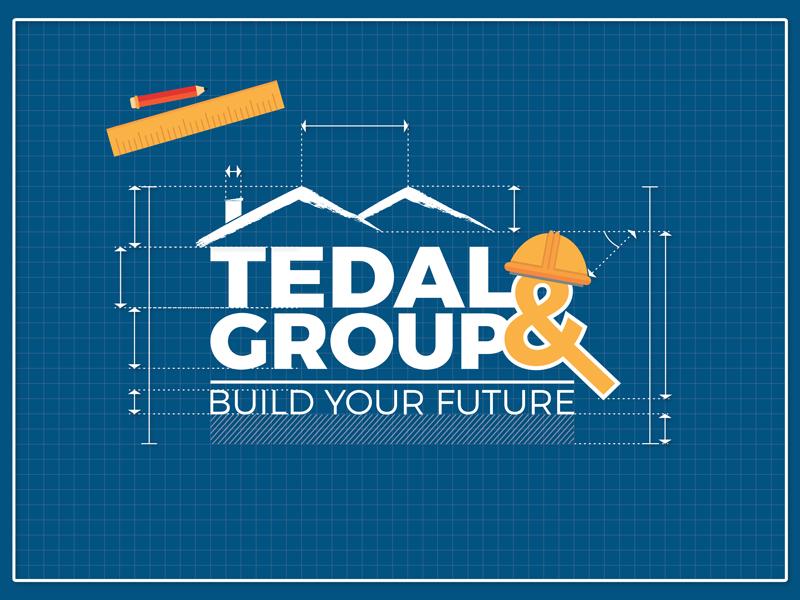 TedAl & Group srls naming e logo