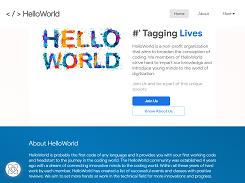 HelloWorld Society