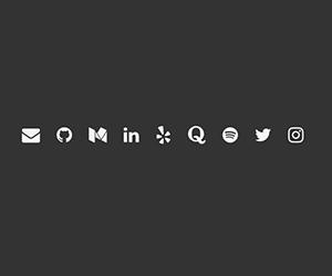 Project: Social Media Bar