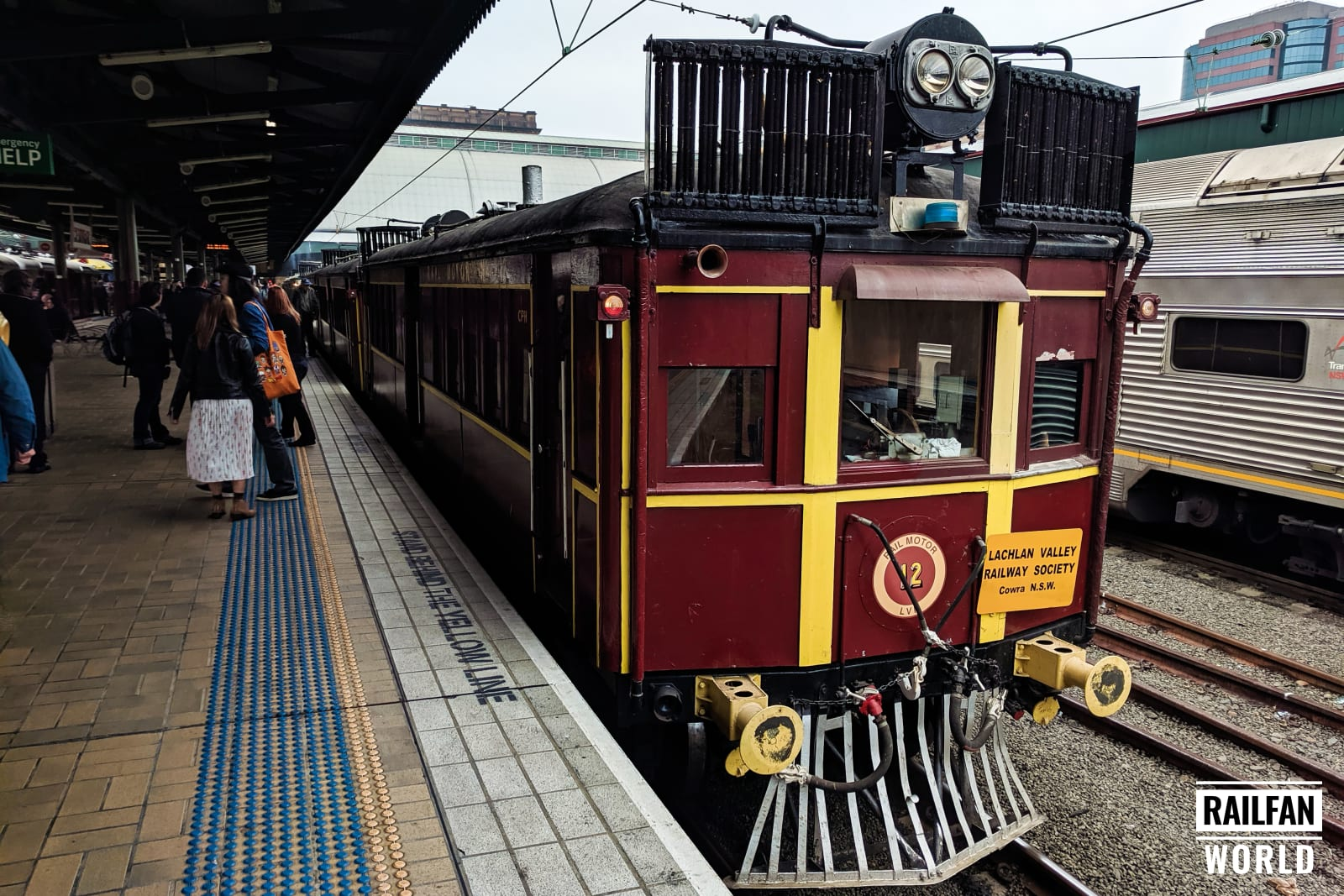 Transport Heritage Expo