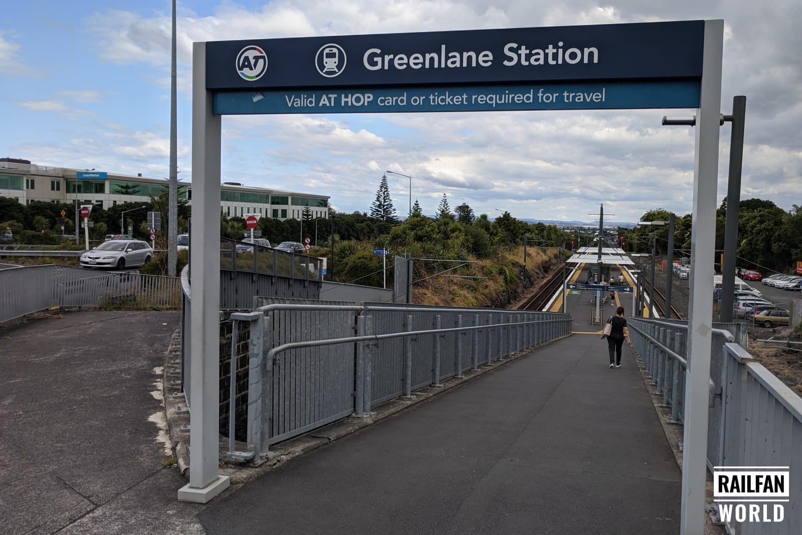 Auckland Britomart & Greenlane