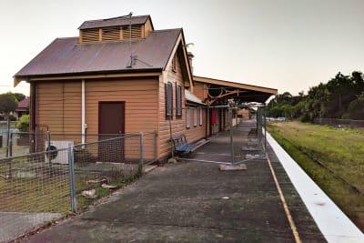 Murwillumbah railway line
