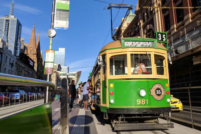Melbourne Route 35