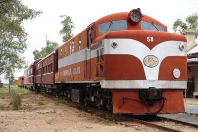 Central Australia Railway