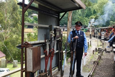 Belgrave (Puffing Billy)