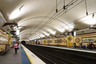 Sydney Museum Station