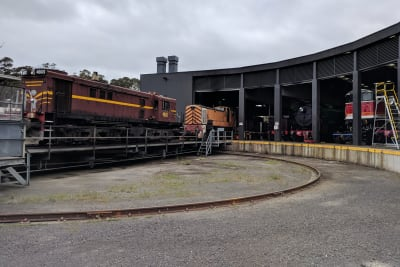 48 class locomotive