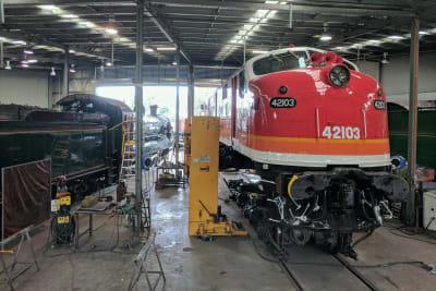 421 class locomotive