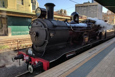C32 class locomotive